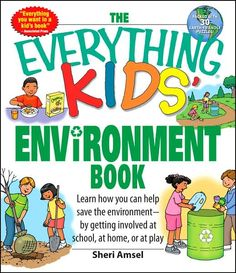 A book on the environment for children.