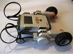Simple quick robot - http://www.drgraeme.net/DrGraeme-free-NXT-G-tutorials/Ch0/Ch0V1BCG/default.htm
