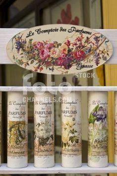 Perfumes, Grasse, Provence, France, Europe, Numer utworu: IBR0577817, Fotochannels