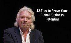 12 best advices from Richard Branson to improve your SME Instrument proposal…