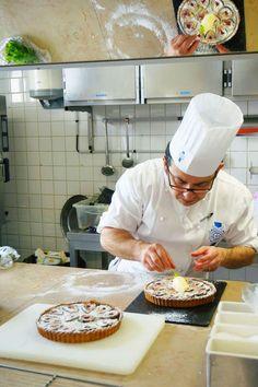 Le Cordon Bleu cooking class, Paris, France
