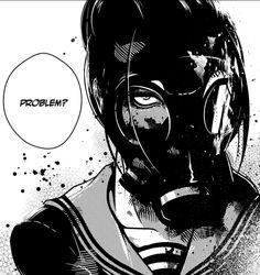 Manga Girl, Manga Anime, Anime Art, Badass Aesthetic, Aesthetic Anime, Japanese Horror, Arte Cyberpunk, Arte Obscura, Gothic Anime