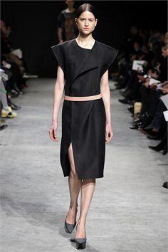 Sfilata Felipe Oliveira Baptista Paris - Collezioni Autunno Inverno 2013-14 - Vogue