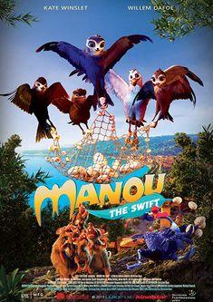 Manou the Swift Movie Poster / Plakat ( of Kate Winslet, Internet Movies, Movies Online, Brad Pitt, Film Download, Downton Abbey, Manado, Hero Of The Day, Romance Books
