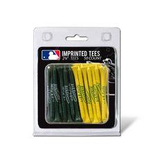 Oakland Athletics MLB 50 imprinted tee pack