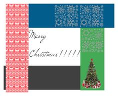 Merry Christmas! Or whichever holiday you and your families celebrate! xxx by emmurray-md on Polyvore