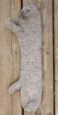 A few months ago a man named Jack contacted the Indianapolis Knitting Guild looking for someone to knit him some mittens. Well usually peo...