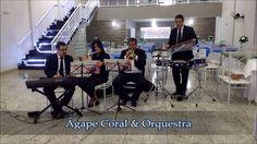 Ágape Coral & Orquestra no Buffet Uriel em Osasco/SP - Angel (Robbie Wil...