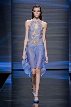 Alberta Ferretti at Milan Fashion Week Spring 2013 - Runway Photos