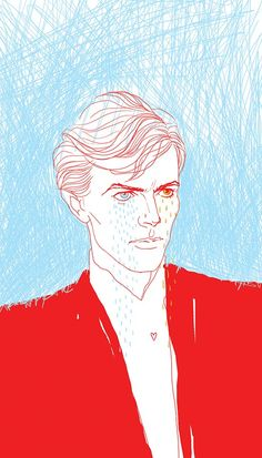 David Bowie Sadness ;_;