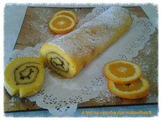A Nel na cozinha das maravilhas...: Torta de laranja delícia