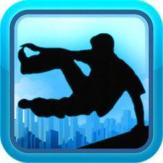 Parkour City Android app