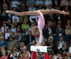 Gymnastics. Nastia Liukin