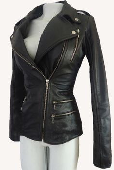Pin by Ethan Chance on Men's Leather Jackets | Pinterest
