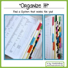 Find out how to Organize your Family History work.