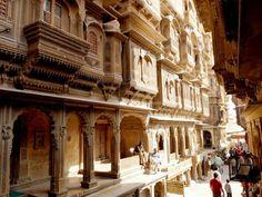 Patwon ki Haveli, Jaisalmer, #Rajasthan