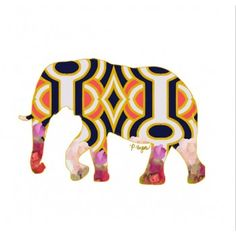 Elephant No. Two ~$17... Printed on 8.5x11 Matte Photo Paper with ChromaLife inks. Signature is embedded in the print.