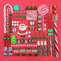 I'm stuck in bed with the flu, but here is some Christmas candy I made for you guys because I love you.  - Emily Blincoe