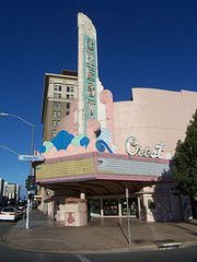 The Crest Theater Marquis - Fresno, CA
