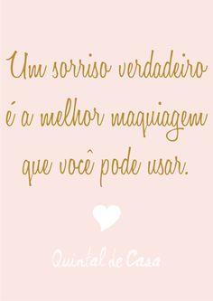 Visite o blog e ganhe muitos outros sorrisos: www.quintal-decasa.com Ah! Curta a página do Quintal no Facebook.♥