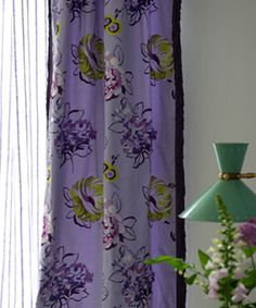 Designers Guild, kasida fabric. Love the colours.
