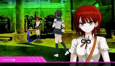 Koiz as ultimate despair and appears in danganronpa another episode