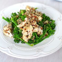 Poached Chicken with Pesto Quinoa :: Place the quinoa in a saucepan and cover with 1 C of water. Bring it to the boil and then reduce the heat to a simmer and let it cook for around 12 minutes, or until the water is absorbed. Once it is fluff the quinoa with a fork and stir the butter until it is melted and season with a little sea salt and pepper.  //  Full recipe @ http://naturalfertilitybreakthrough.com/food-nutrition/meal-plans-recipes/poached-chicken-with-pesto-quinoa/