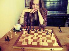 Tilda Lindstam ChessBaron.co.uk