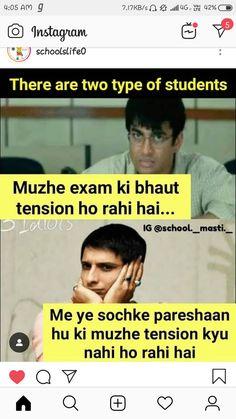 Funny School Jokes, Very Funny Jokes, School Memes, Hilarious, Funny Study Quotes, Cute Funny Quotes, Stupid Quotes, Crazy Jokes, Crazy Funny Memes
