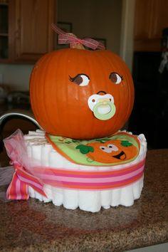 Little Pumpkin baby shower