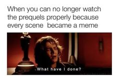 """Deliciously Dank Star Wars Memes - Funny memes that """"GET IT"""" and want you to too. Get the latest funniest memes and keep up what is going on in the meme-o-sphere. Memes Marvel, Dc Memes, Funny Memes, Hilarious Sayings, Hilarious Animals, Movie Memes, 9gag Funny, Funniest Memes, Memes Humor"""