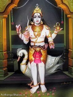 Sri Asithaanga Bhairavar