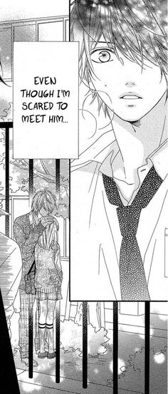 Anyone know what manga this is from? #shoujo #manga