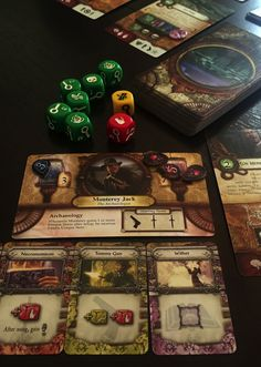 "We came close to winning ""Elder Signs"", but not quite. And so we all died gruesome deaths. #games"