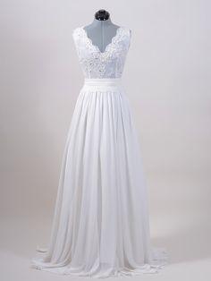 Lace wedding dress wedding dress bridal gown by ELDesignStudio .... This IS SO MY DRESS