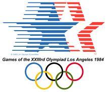 Los Angeles Summer Olympics, 1984.