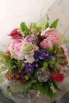 Flower Designs, Color Mixing, Floral Arrangements, Bouquets, Floral Wreath, Wreaths, Spring, Garden, Inspiration