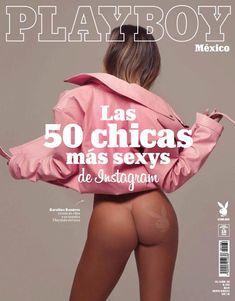 Karolina Ramírez Playboy de abril do México