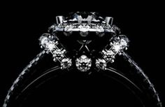 The Couture Collection of designer engagement rings and diamond wedding rings by Verragio.