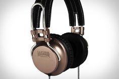 Heavy Metal - California Silverado Headphones