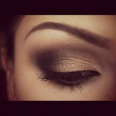 My fav way to do my eyes!!