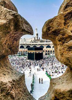 Mecca Wallpaper, Islamic Wallpaper Iphone, Quran Wallpaper, Islamic Quotes Wallpaper, Islamic Decor, Islamic Wall Art, Mekka Islam, Mecca Masjid, Hajj Pilgrimage