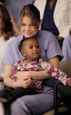 the most adorable baby on TV <3