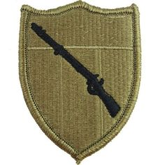 NEW MEXICO NATIONAL GUARD HQ PATCH COLOR