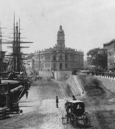 Vieux Montreal bref history