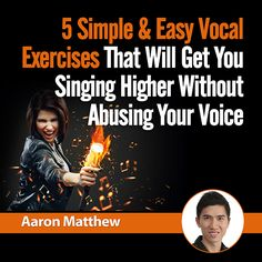 Advanced Breathing Exercises for Added Breathing Control When Singing!