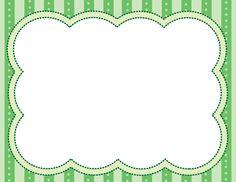 Printable Frames, Printable Tags, Printables, Borders For Paper, Borders And Frames, Frame Background, Paper Background, Molduras Chevron, Scrapbook Frames