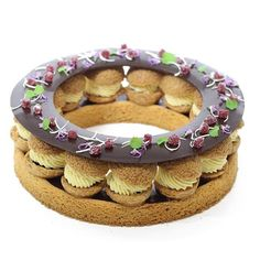 Next video added to the Savour Online Classes library 'Modern Paris Brest'. Subscribe today for ...