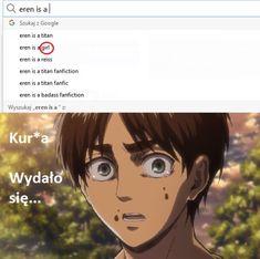 Anime Meme, Otaku Anime, Manga Anime, Aot Memes, Titans Anime, Attack On Titan Anime, Cursed Images, Anime Ships, Me Me Me Anime
