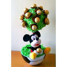 Chocolate bouquet for kids